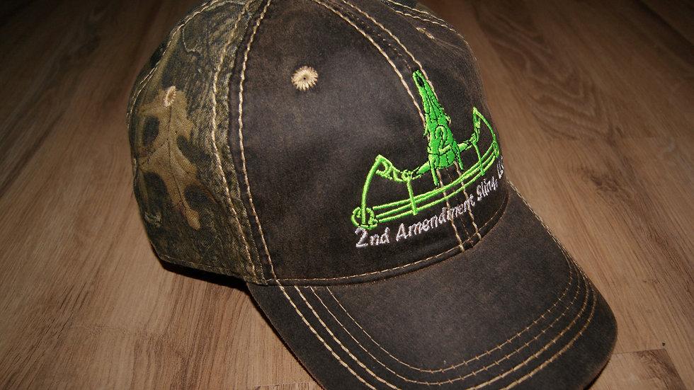 2nd Amendment Mossy Oak Ball Cap