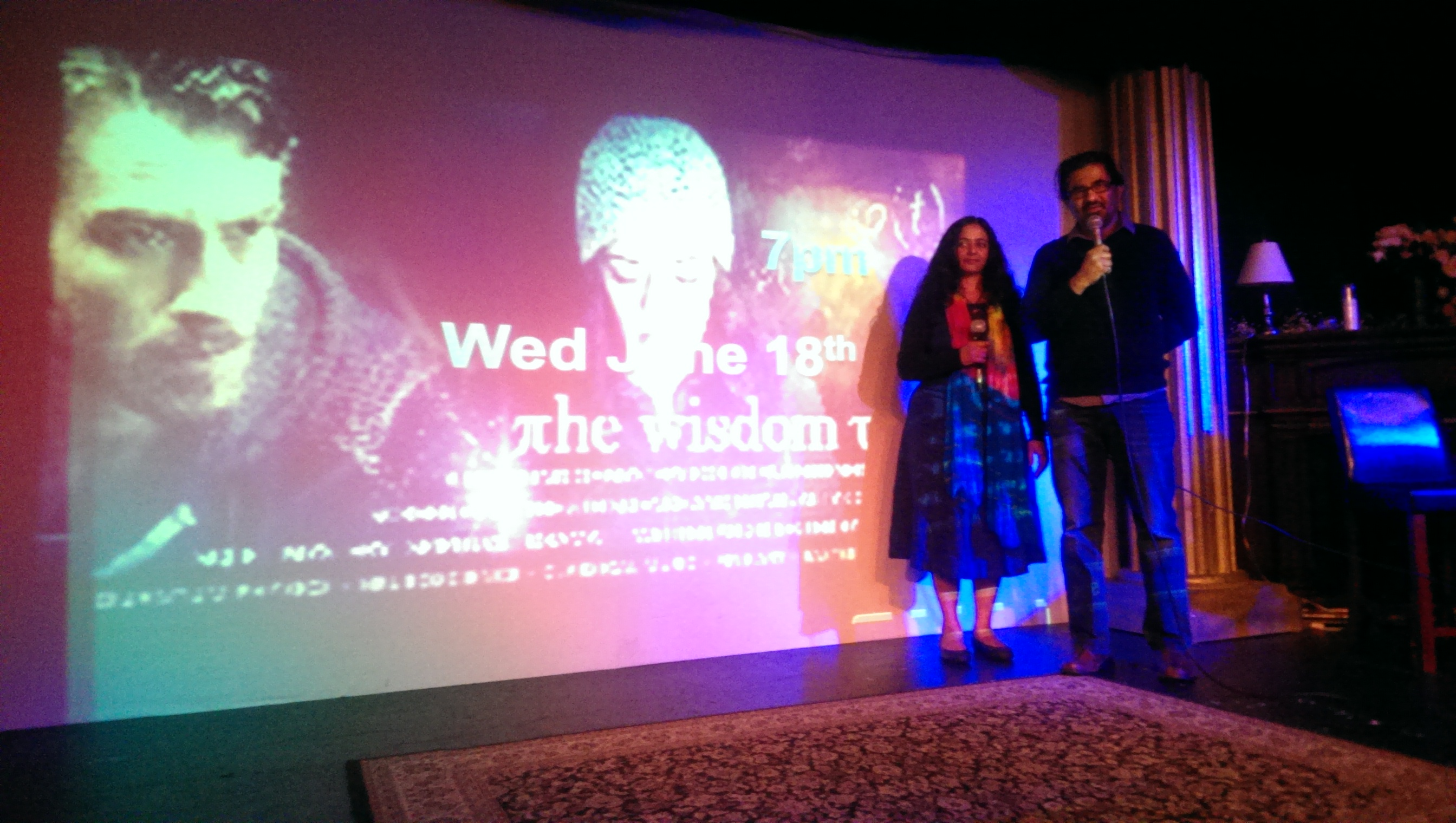 The Wisdom Tree Queston & Answer with the creators.jpg