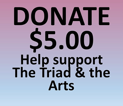 Donation to The Triad