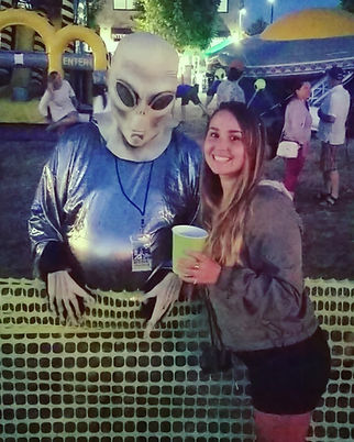 Alien and Beer Gal.jpg