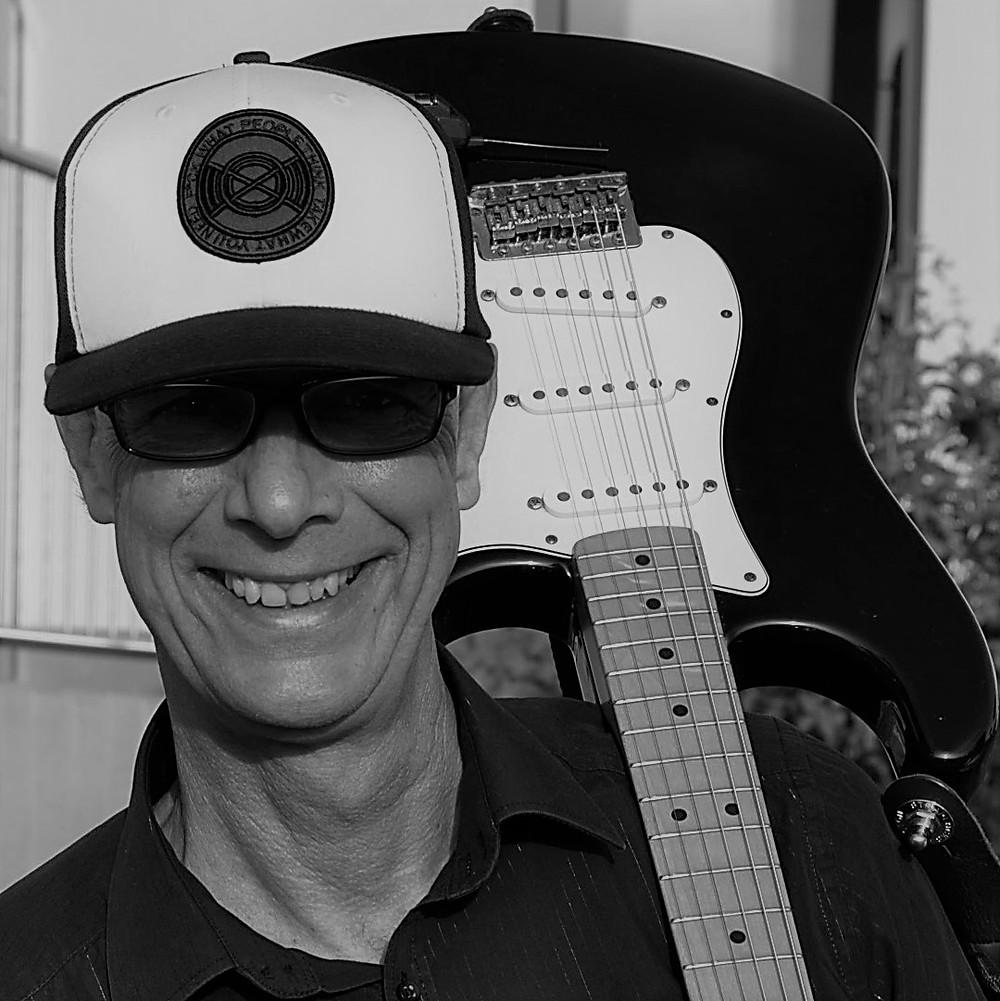Claus Antonius spielt Fender Stratocaster