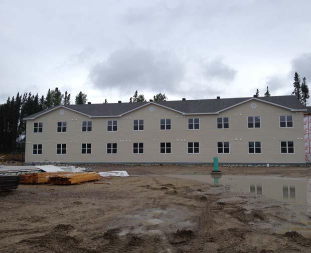 20 Plex Multi Unit Residential