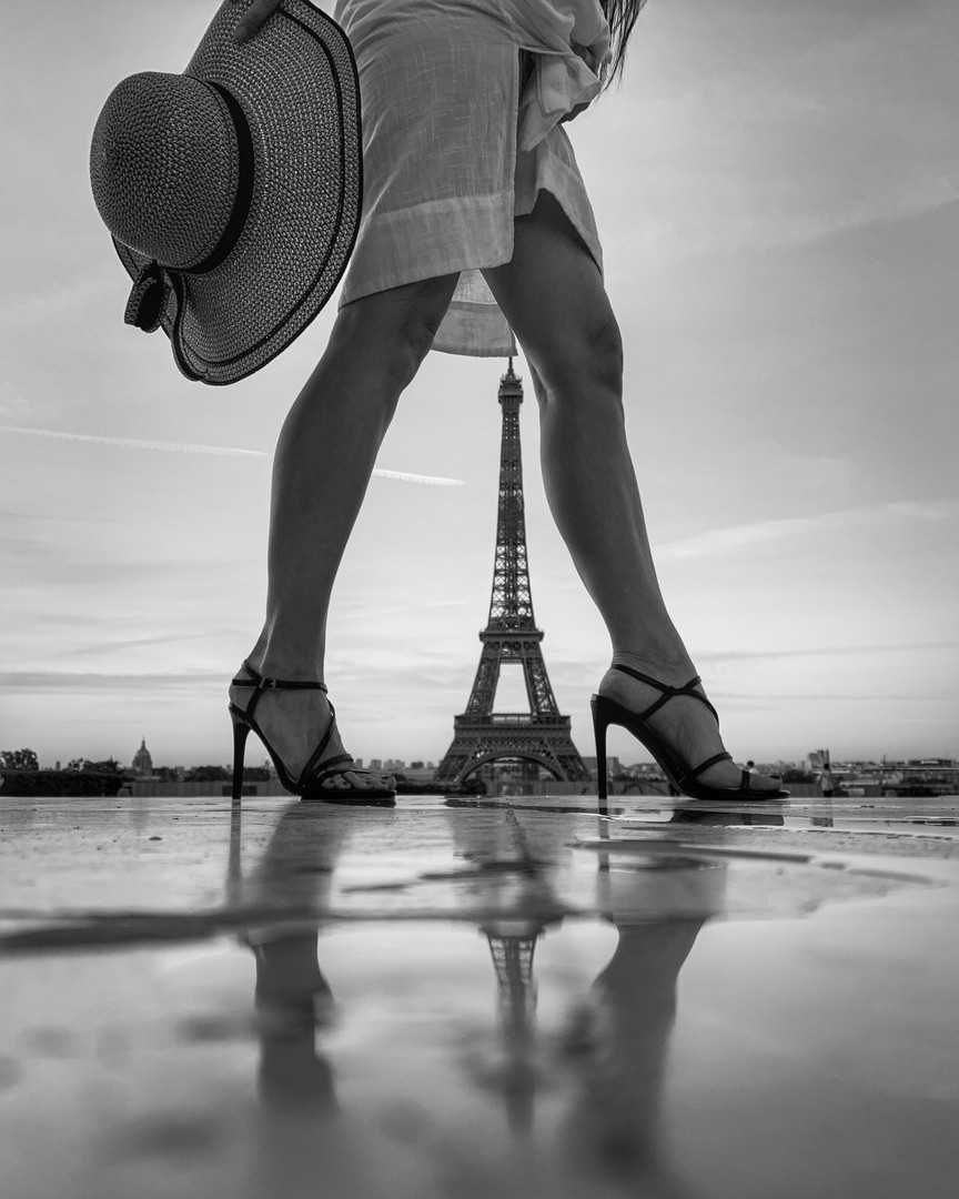Maria, Paris 6