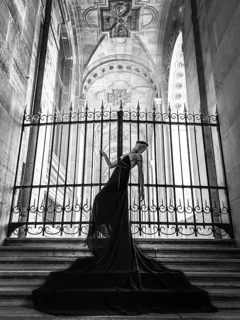 Patricia, Paris 8