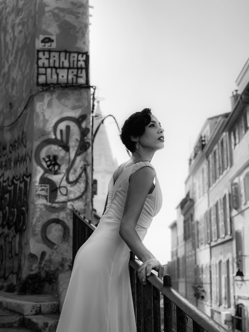 Patricia, Marseille 8