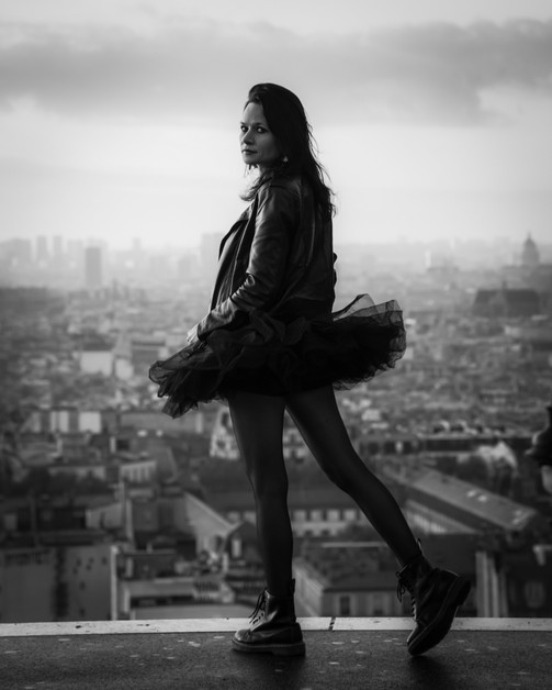 Angélique, Paris 4
