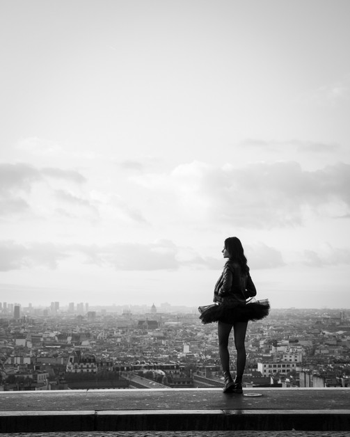 Angélique, Paris 0