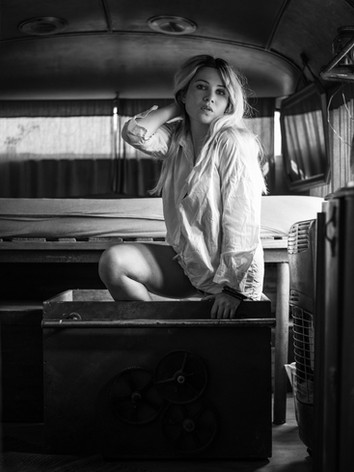 Agathe, Magic Bus, 5