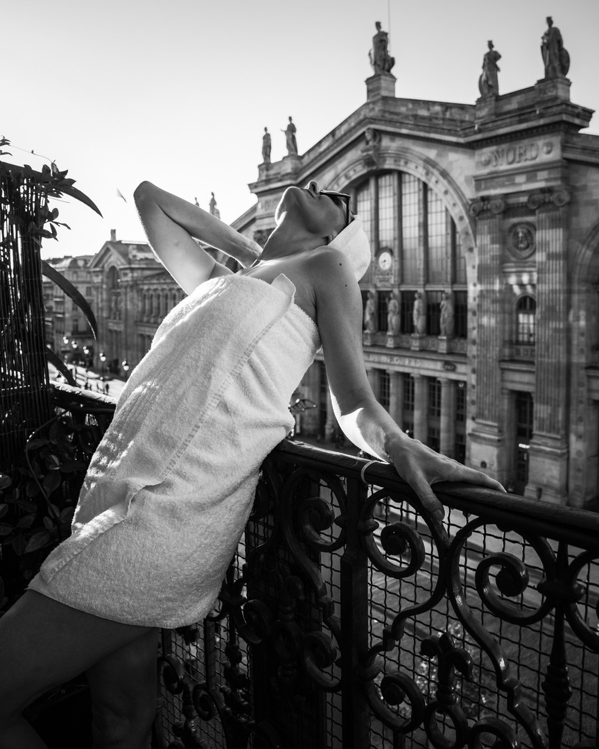 Maria, Paris 18