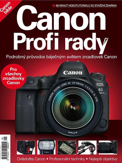 CANON: PROFI RADY 2018