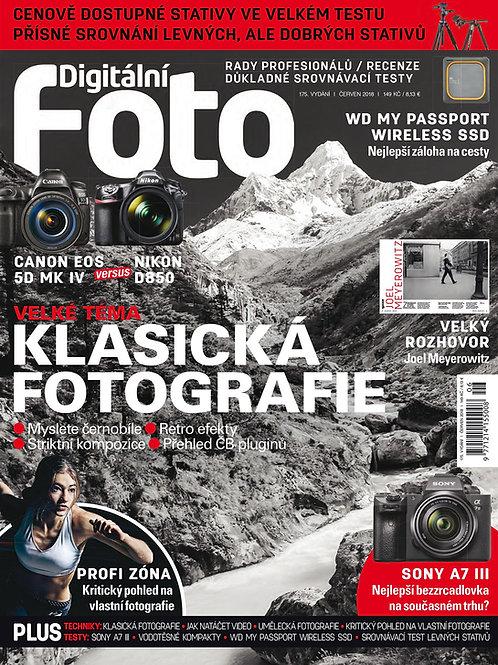 DIGITÁLNÍ FOTO 175 ČERVEN 2018
