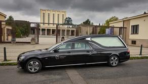 Pohřebnictví v době Sametové revoluce, a dnes.