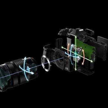 Zbrusu nový OLYMPUS OM-D E-M1 Mark III