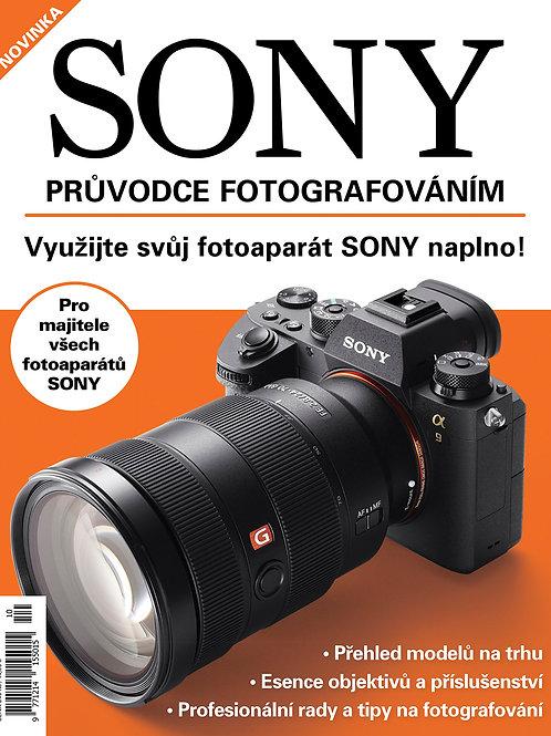 SONY PRŮVODCE FOTOGRAFOVÁNÍM