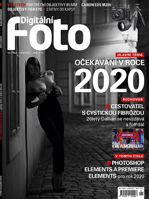 DIGITÁLNÍ FOTO 194 LEDEN 2020