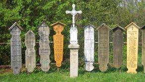 Umrlčí prkna - Dávné šumavské a bavorské pohřební praktiky