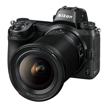 Dva nové objektivy pro Nikon Z