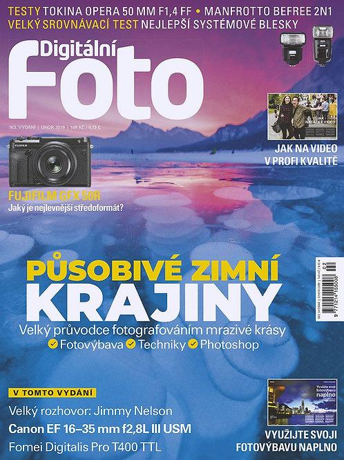 DIGITÁLNÍ FOTO 183 ÚNOR 2019