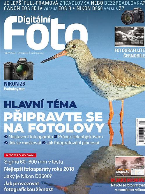 DIGITÁLNÍ FOTO 182 LEDEN 2019