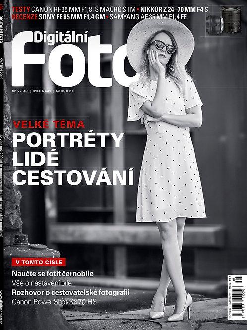 DIGITÁLNÍ FOTO 186 KVĚTEN 2019
