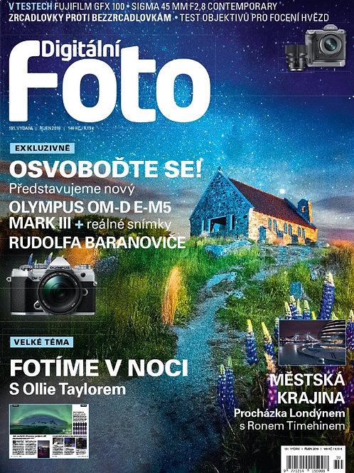 DIGITÁLNÍ FOTO 191 ŘÍJEN 2019