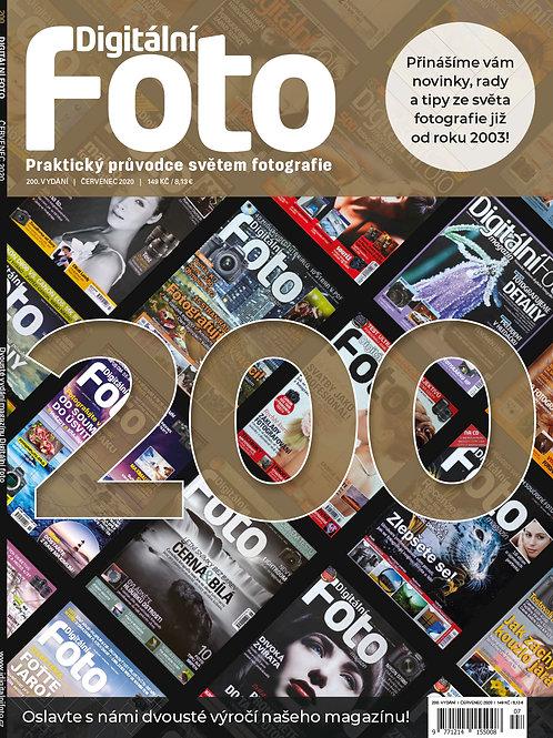 DIGITÁLNÍ FOTO 200 ČERVENEC 2020