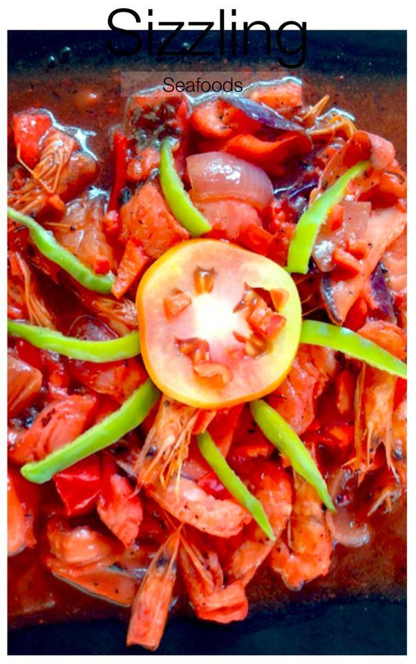Sizzling Seafoods