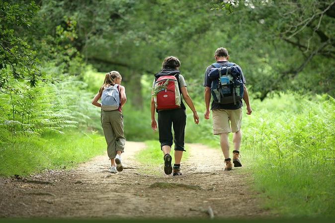 Familienwandern im Harz Walkenried