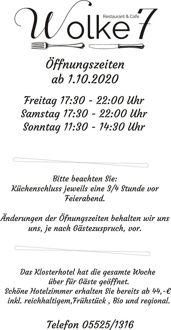 Öffnungszeiten_KLosterhotel_Herbst_2020