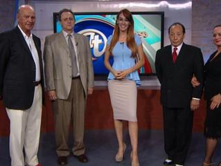 Telemundo 39 entrevista al Centro Argentino