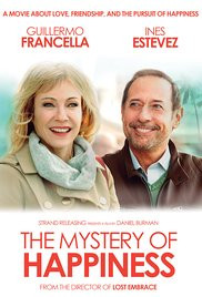 The mystery of happiness (flier)