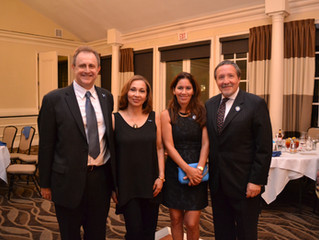 The General Consul of Argentina in Houston at the Dinner and Dance Gala July 9th