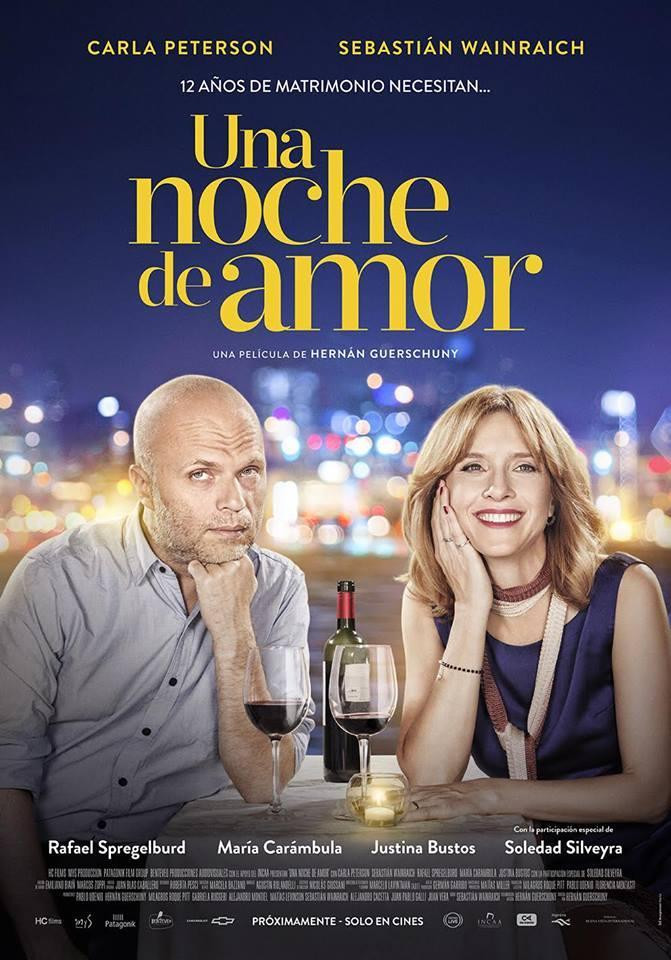 A night of love (trailer)