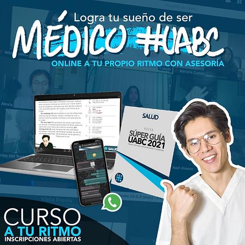 Curso Online de Admisión UABC (Pago único)