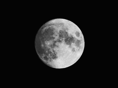 Love letter to the Moon - Full Moon Ritual