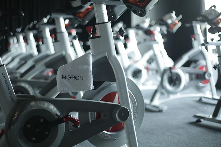 MOTION Cycling - Dubai, U.A.E