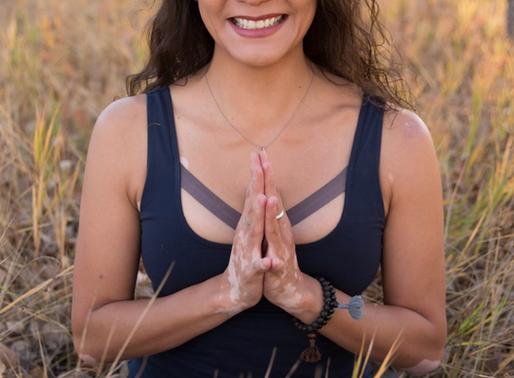 Bilingual Yoga at Denver Botanic Gardens with Noemi Nuñez