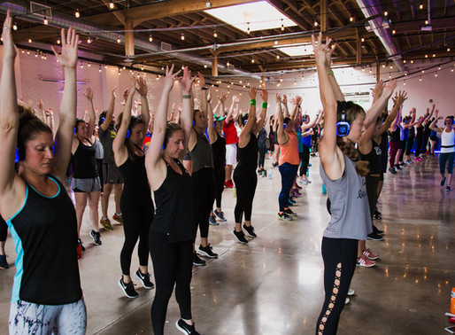 Denver Fitness Week Kickoff Event - 5/9 Buy TIX here