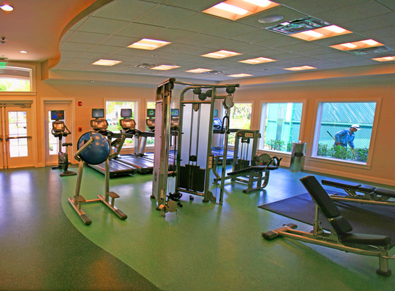 Cypress Spa & Fitness Center