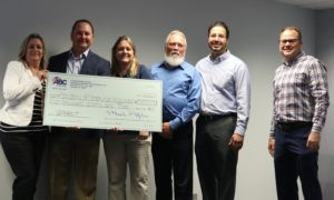 ACT receives $5,000 grant from Associated Builders & Contractors Central FL chapter