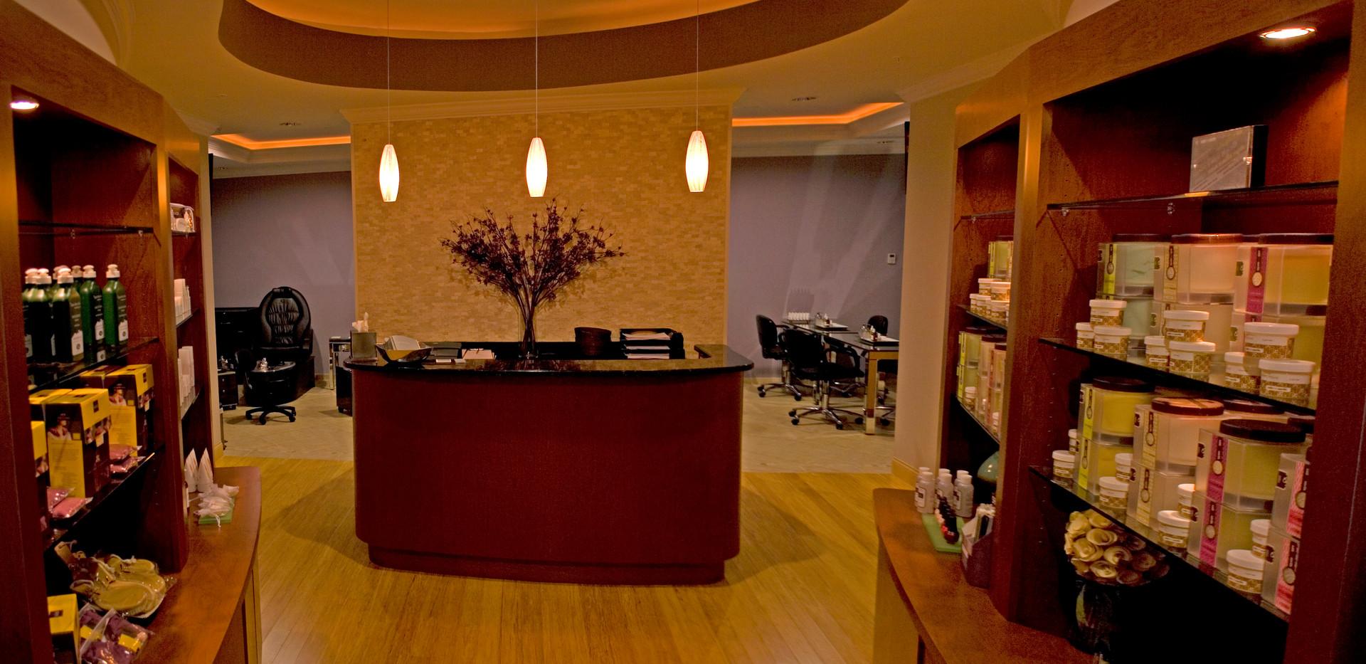 Cypress Spa & Fitness Center