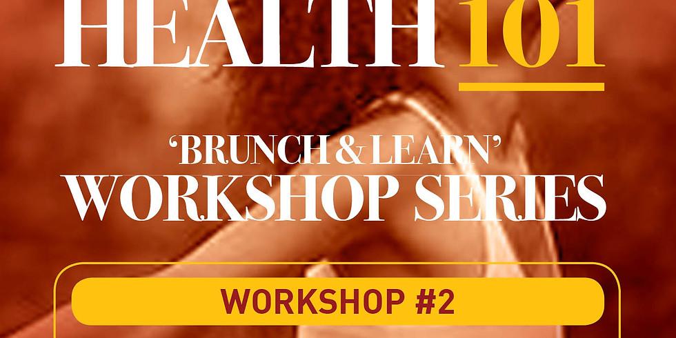 Women's Health 101 - Overtraining & Underfuelling