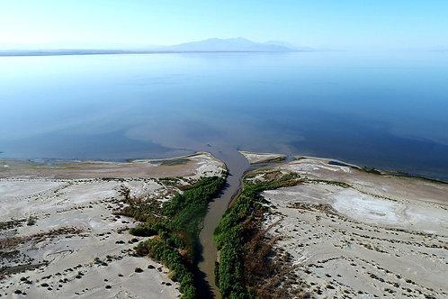 Landmark:  Salton Sea