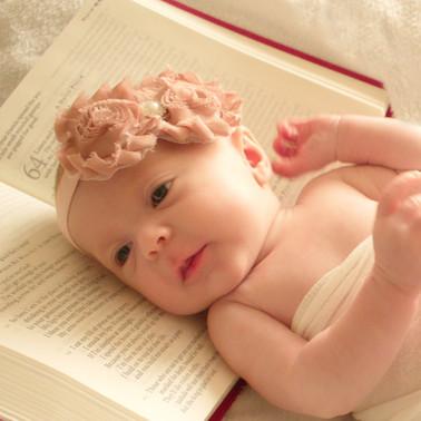 Victoria newborn portraits