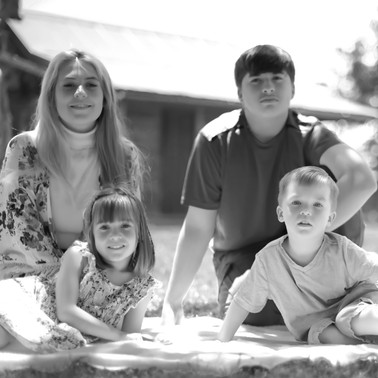 Hampton Family Portraits