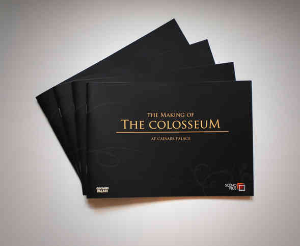 Promotional Brochure - Colosseum Theater