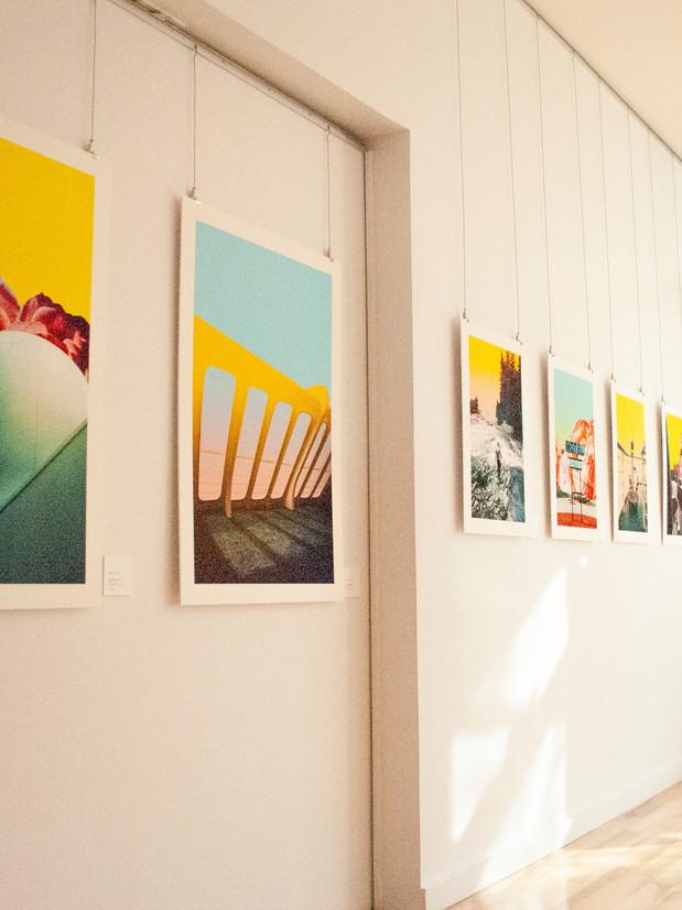 UNE+UNE Exhibition