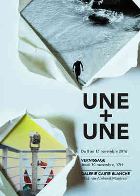 UNE+UNE Art Exhibition