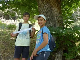 Aventura en el Cañón del Górgora