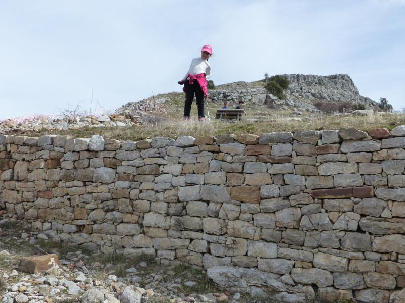 Muro arqueologico